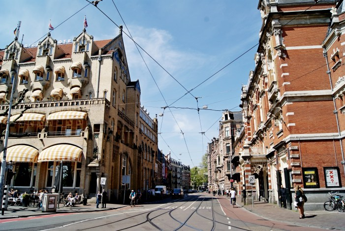 Amsterdam Marnixstraat