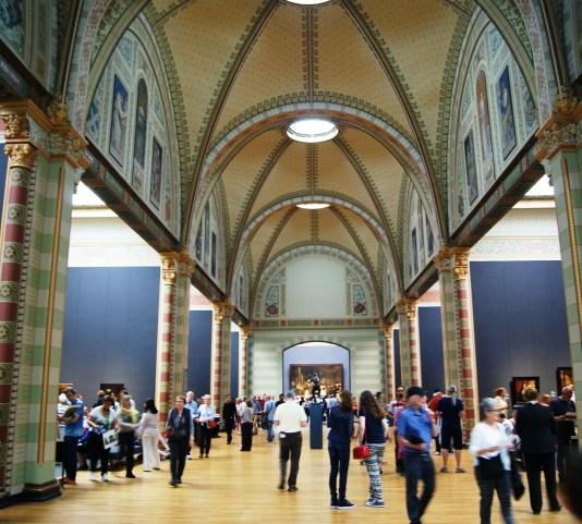 Rijksmuseum Amsterdam architecture