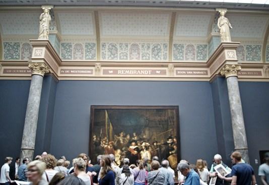 Rijksmuseum Amsterdam Nachtwacht