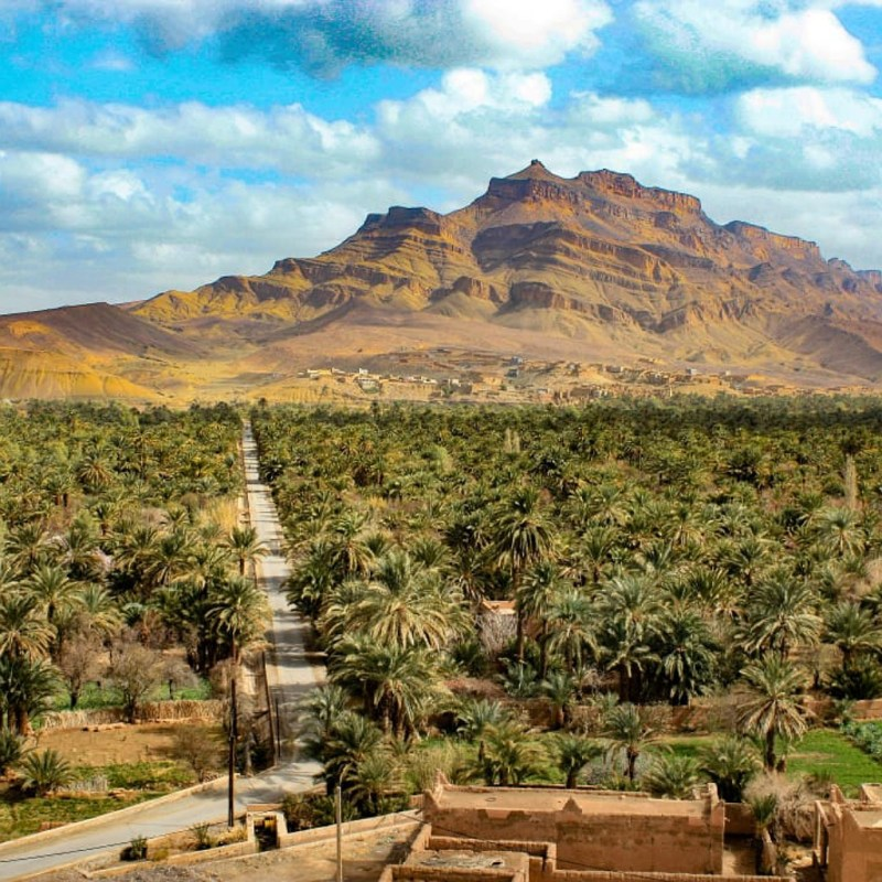 4 days sahara tour from marrakech to merzouga