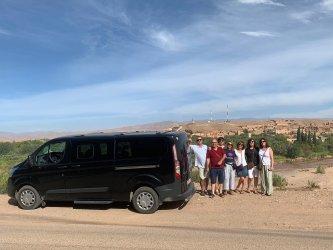 Sahara desert tours from Marrakech