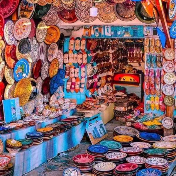 Marrakech 10 Days tour - Sahara Desert & Imperial cities of Morocco