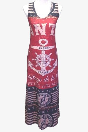 Authentic Anchor dress