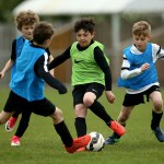 What age to start football training