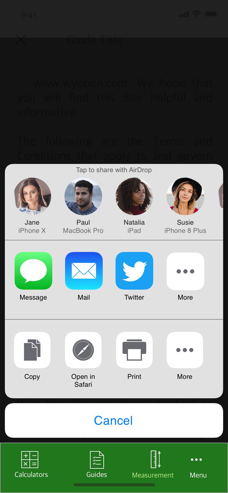 share app 32x
