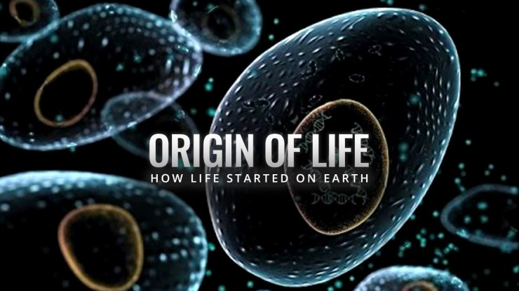 originea vietii