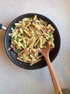 pancetta-pea-pasta-spring