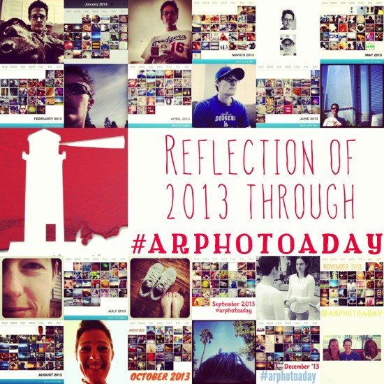 Here's what 2013 looked like for Dian Reid over at Authentic Realities.