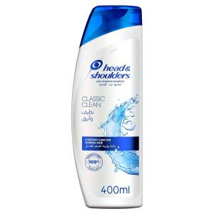 Head & Shoulders Classic Clean Anti-Dandruff Shampoo 400 ml