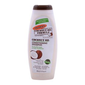 Palmer's Coconut Oil Conditioning Shampoo With Vitamin E For Dry, Damaged Or Color Treated Hair 400 ml