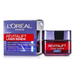 L'oreal Revitalift Laser Renew Advanced Anti Ageing Night Cream 50 ml