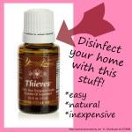 Disinfect Your Home With Thieves Oil Authentic Simplicity