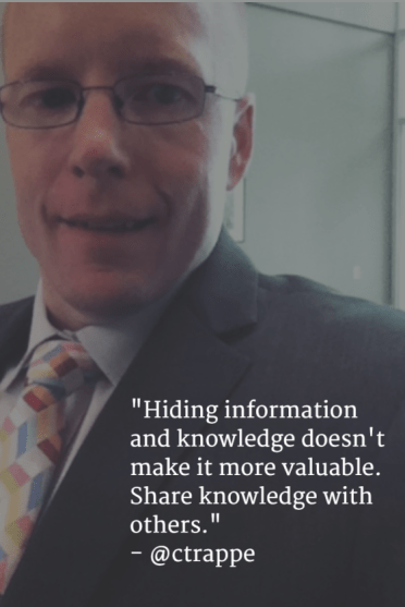 hiding information doesn't make it more valuable