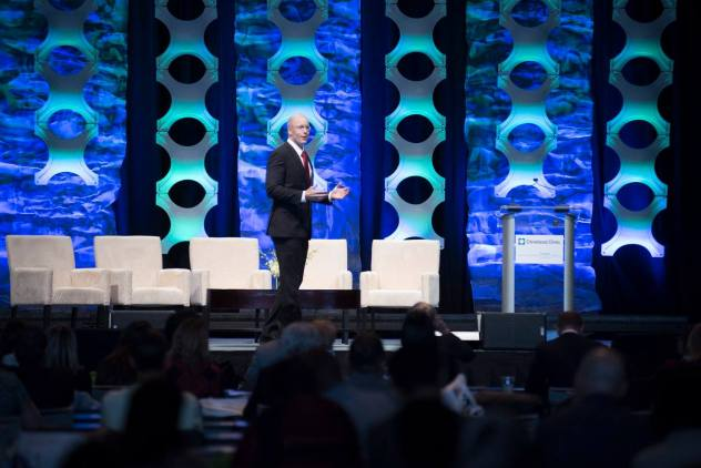 VIDEO: Authentic storytelling keynote at the Cleveland Clinic Patient Experience Summit 2016