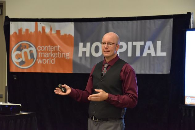 VIDEO: How helpful marketing teams can find ways to publish stakeholder content