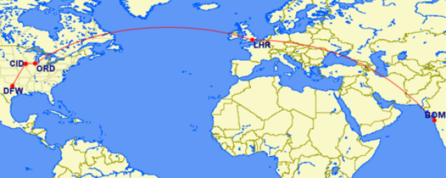 international-travel-flights-map