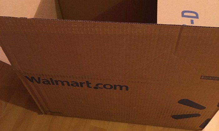 Why did my Amazon order arrive in a Walmart box and why I actually am upset about it now