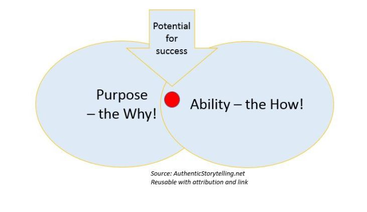 Social media strategy: Purpose without ability won't get you there either