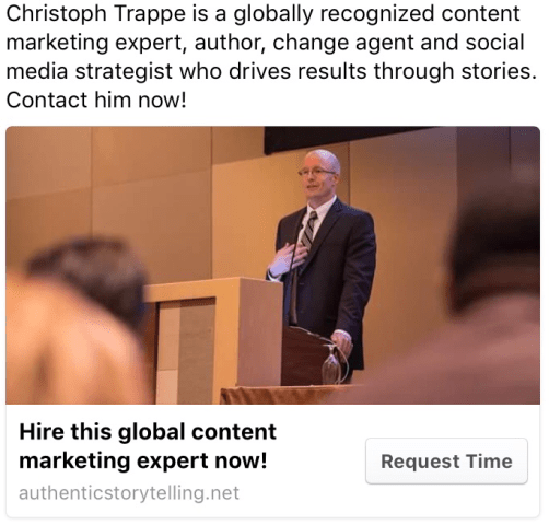 Hire a content marketing strategist now