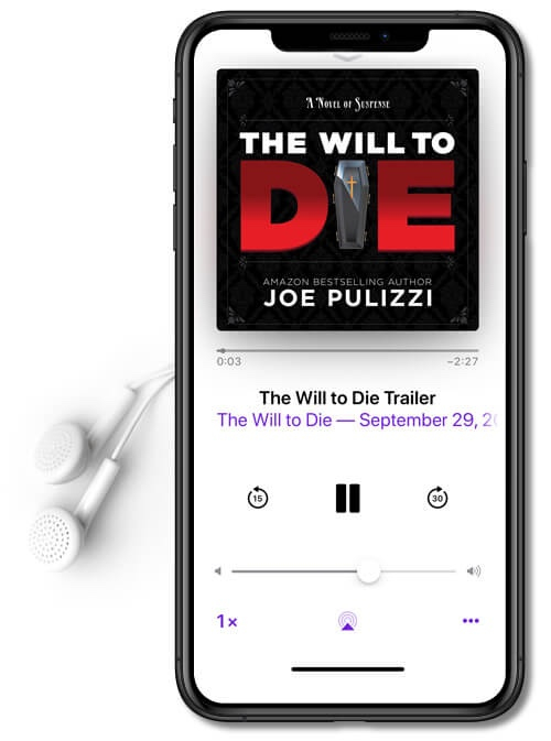 the will to die audio book