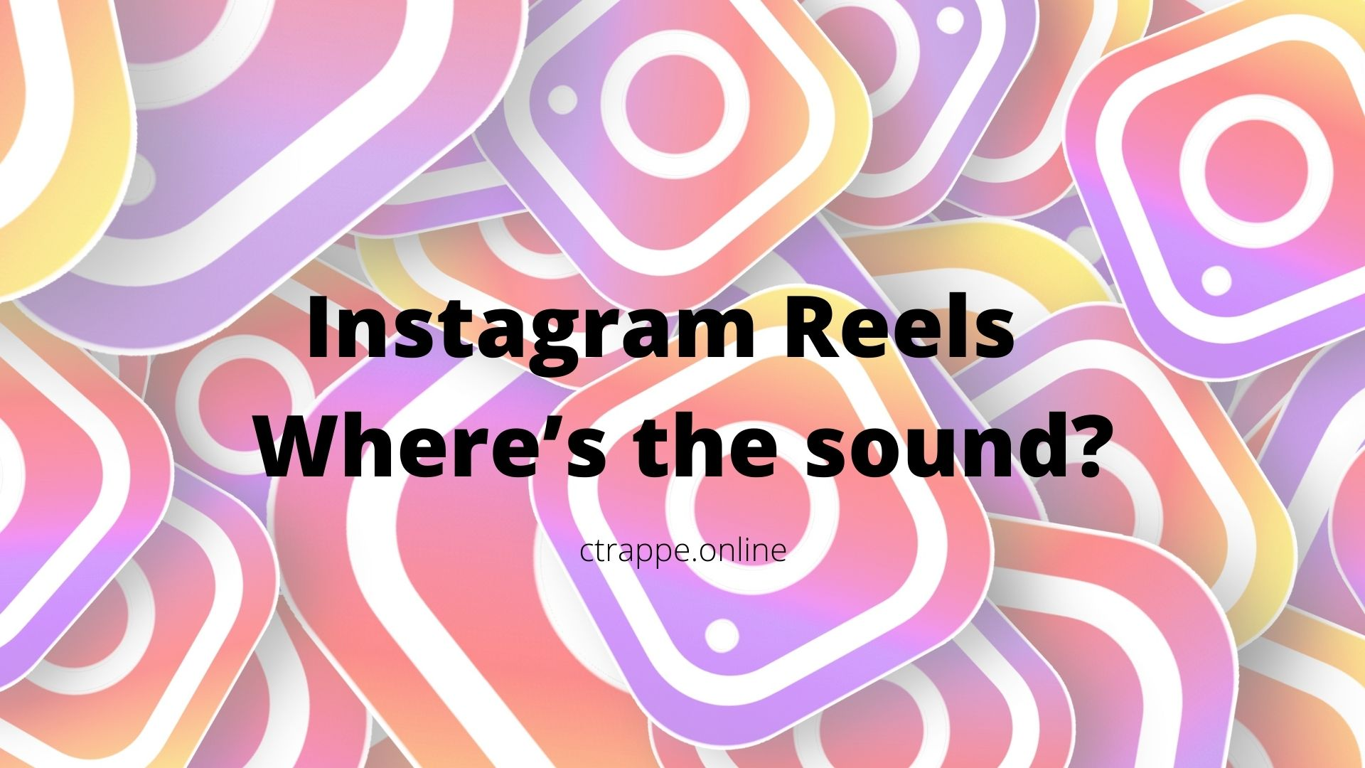 Instagram Reels Audio Not Working How To Fix That Updated Content Digital Marketing Tips