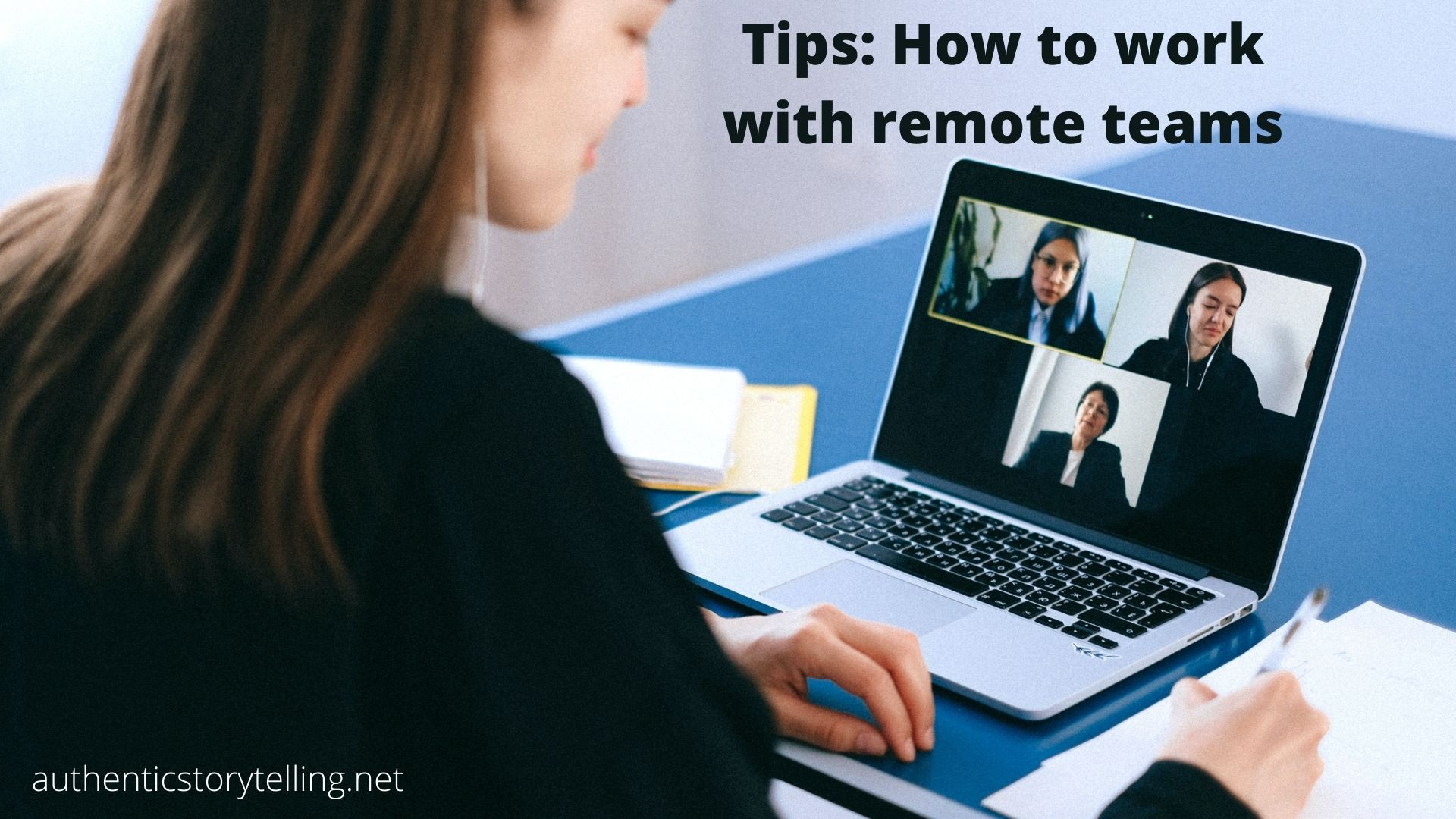 10 Tips For Managing A Remote Team - Content + Digital Marketing Tips