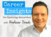 Career Insights with Professor Tirado