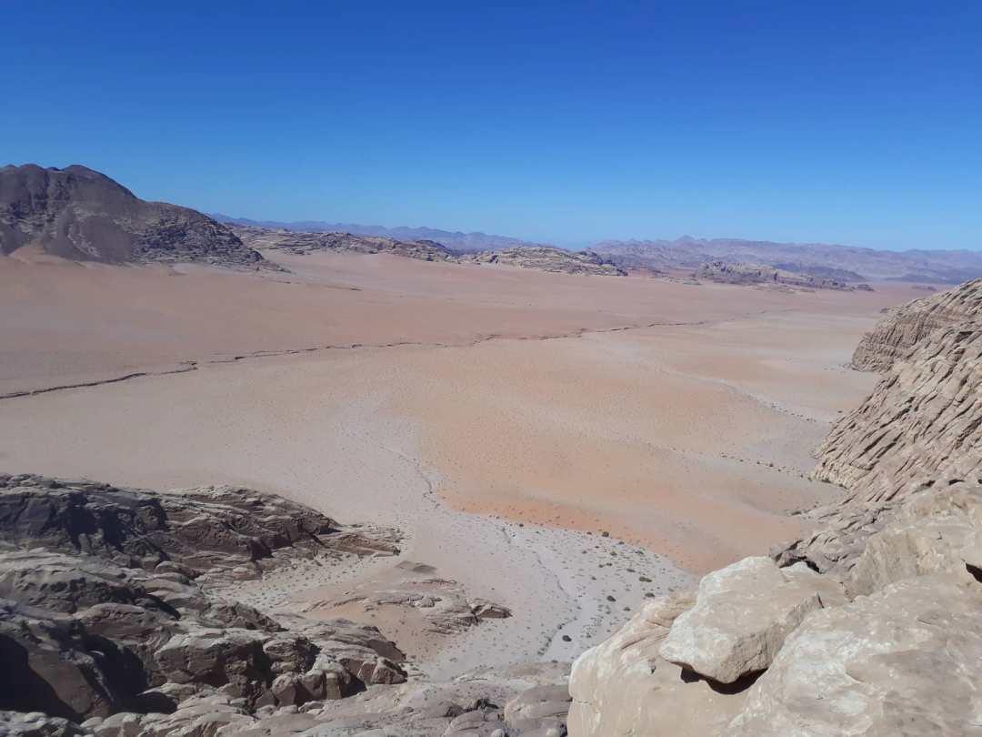 Wadi Rum 4x4 tour