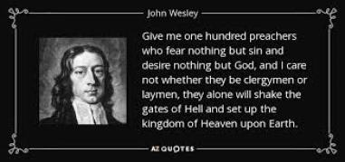wesley quote