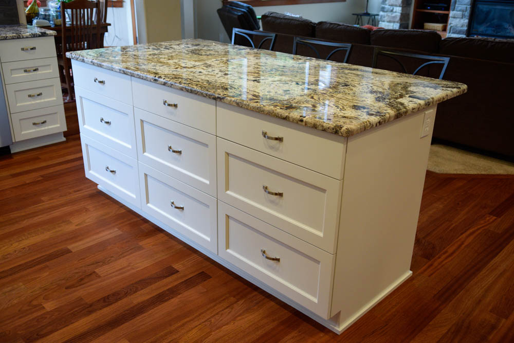 Custom Wood Cabinets In Auburn