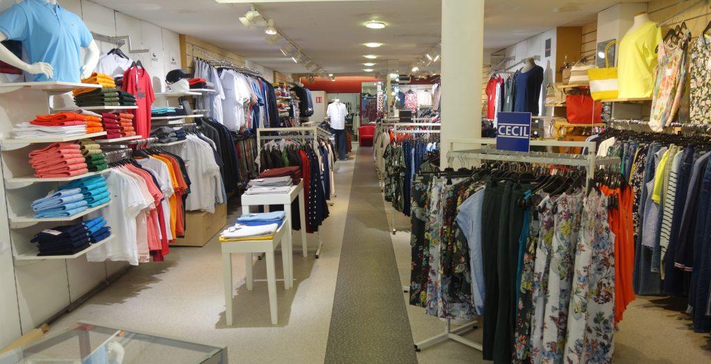 magasin de vêtements homme et femme à Saint-Yrieix