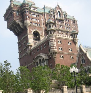 DisneySea Tower of Terror