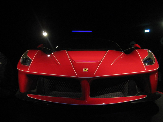 The most luxury limited edition La ferrari