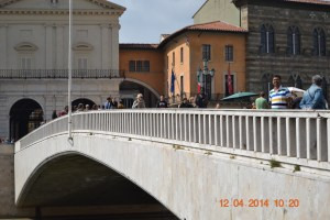 Pisa Bridge