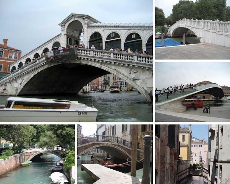 Venice city of bridges