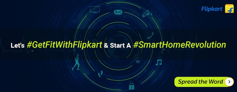 Flipkart Smart Home Revolution