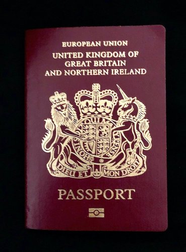 GB-EU passport