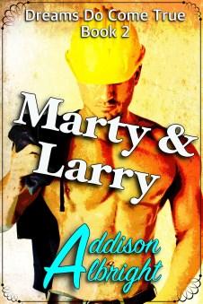 Mockup - Marty & Larry