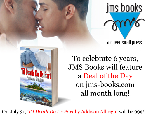 99¢ Deal of the Day - 'Til Death Do Us Part 2016-07-31