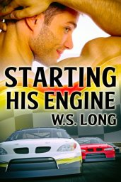 Starting His Engine - W.S. Long