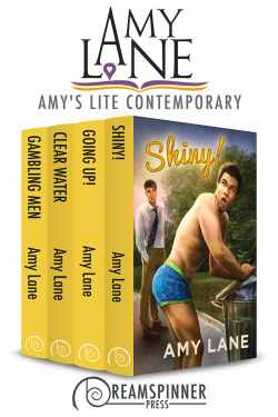 Treadmill #amreading - Amy Lane - Amy's Lite Contemporary - Shiny! - Going Up! - Clear Water - Gambling Men