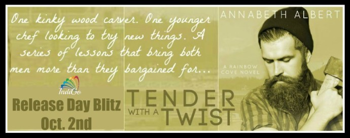 Tender with a Twist Banner