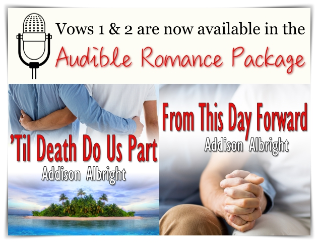 Promo - Audible Romance Package