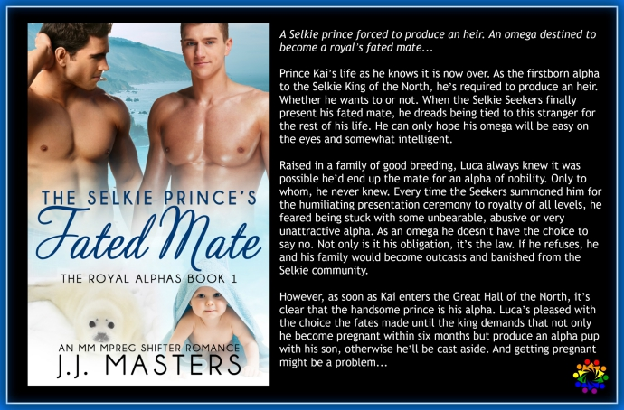 FATED MATE BLURB
