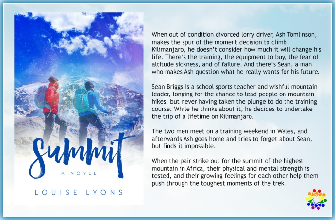SUMMIT BLURB