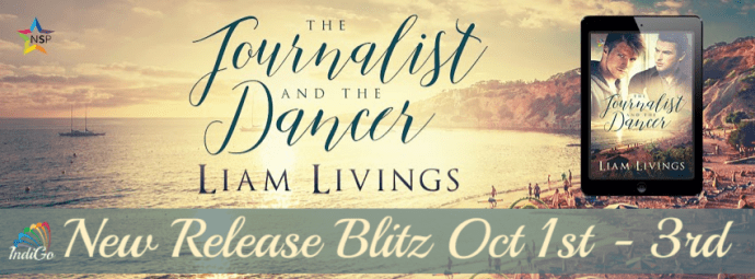 Journalist and the Dancer Banner