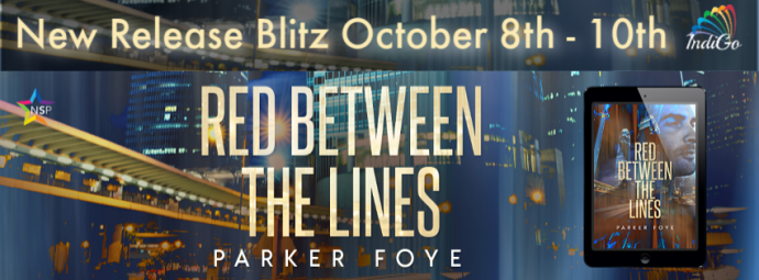 Red Between the Lines Banner