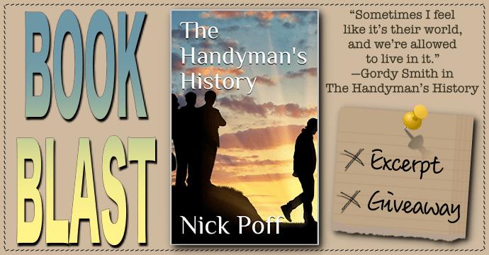 BOOK BLAST – The Handyman's History (The Handyman 4) by Nick