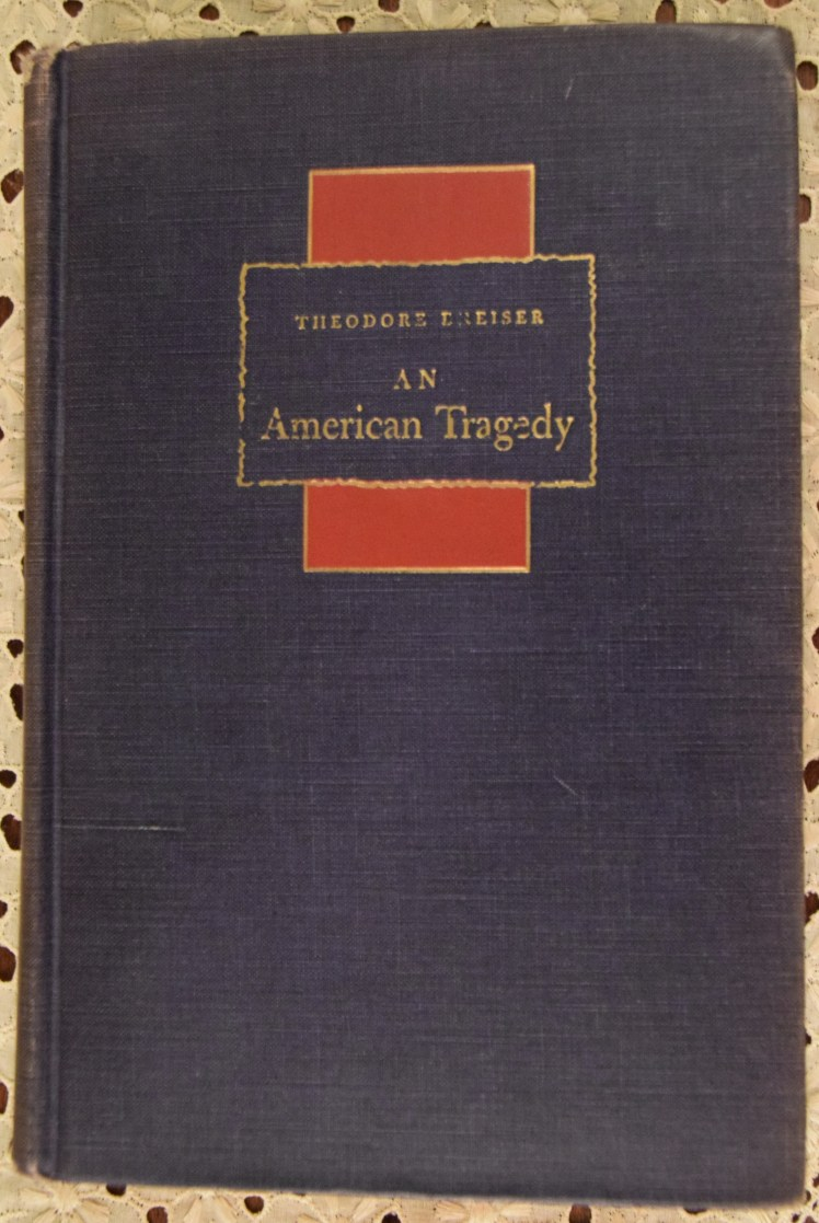 american tragedy book by theodore dreiser