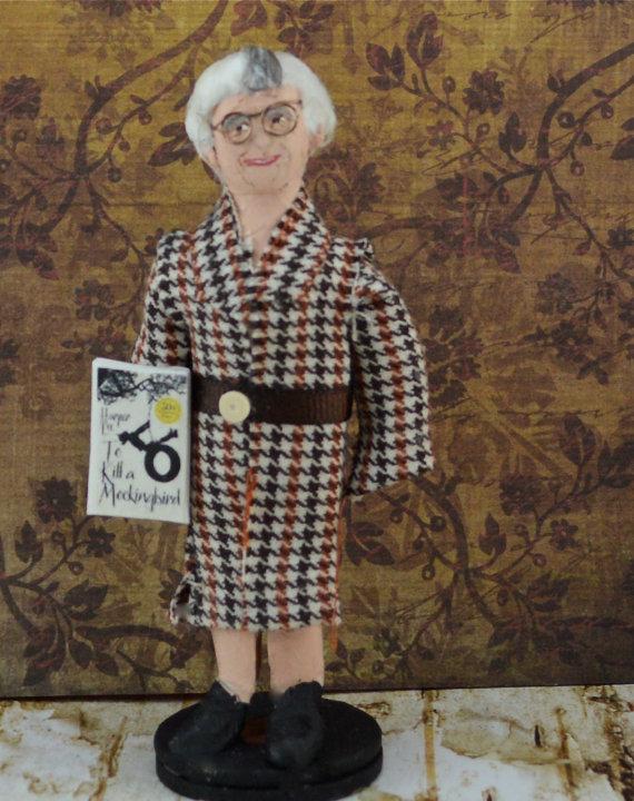 Harper Lee Doll